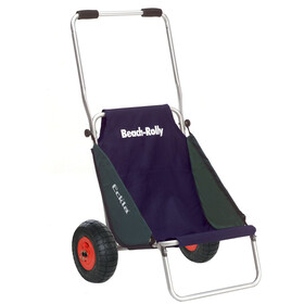 Eckla Beach-Rolly Con Ruote Pneumatiche, blue/green